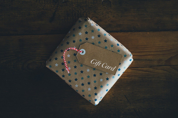 gift card massage rx